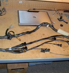 engine wiring harness rebuild rennlist porsche discussion forums porsche 911 engine diagram porsche 944 wiring harness [ 1024 x 768 Pixel ]
