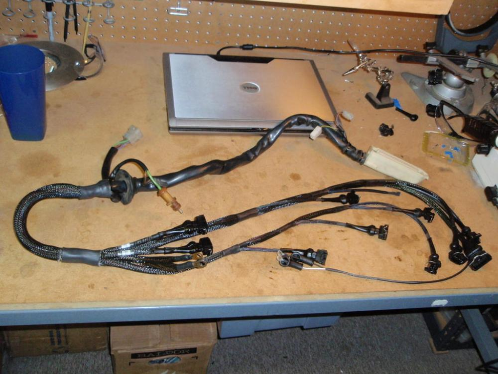 medium resolution of engine wiring harness rebuild rennlist porsche discussion forums porsche 911 engine diagram porsche 944 wiring harness