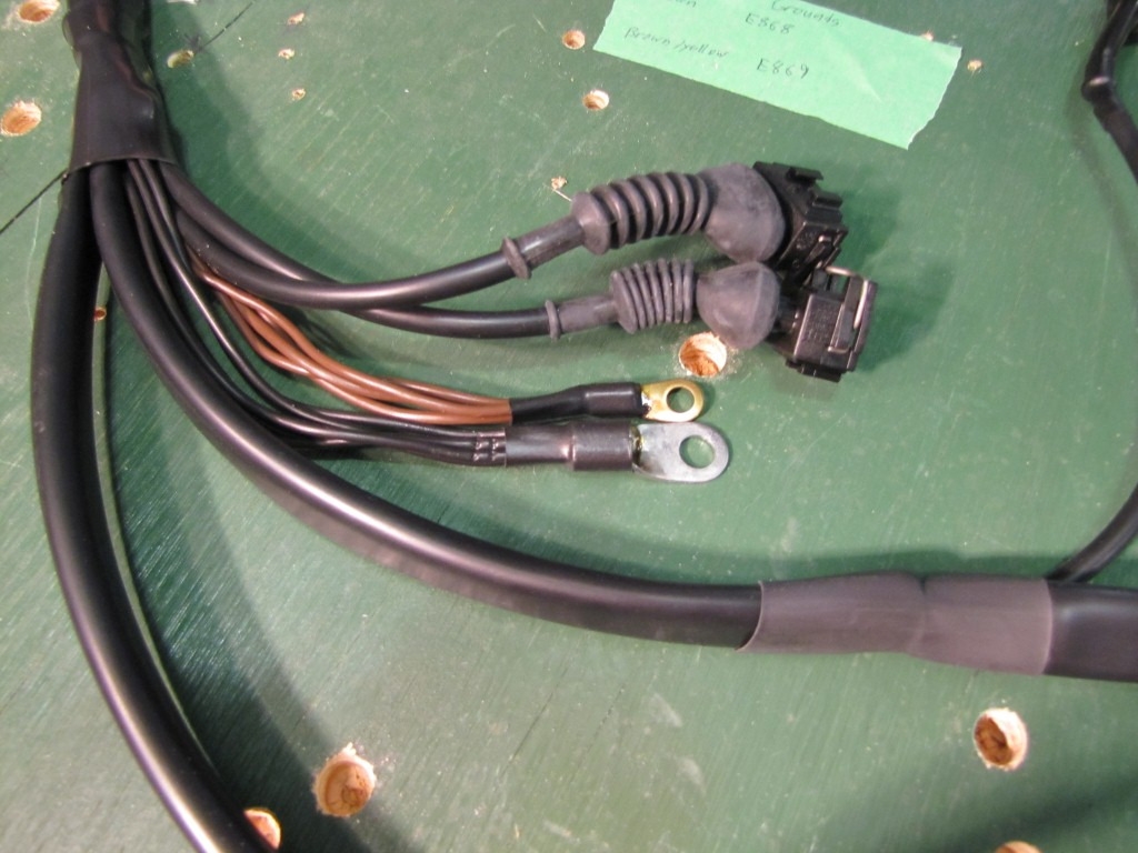 hight resolution of porsche 944 wiring harness