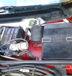 porsche 944 fuse box wiring diagram centremissing panel water getting into engine bay near fuseboxattached images [ 1200 x 900 Pixel ]