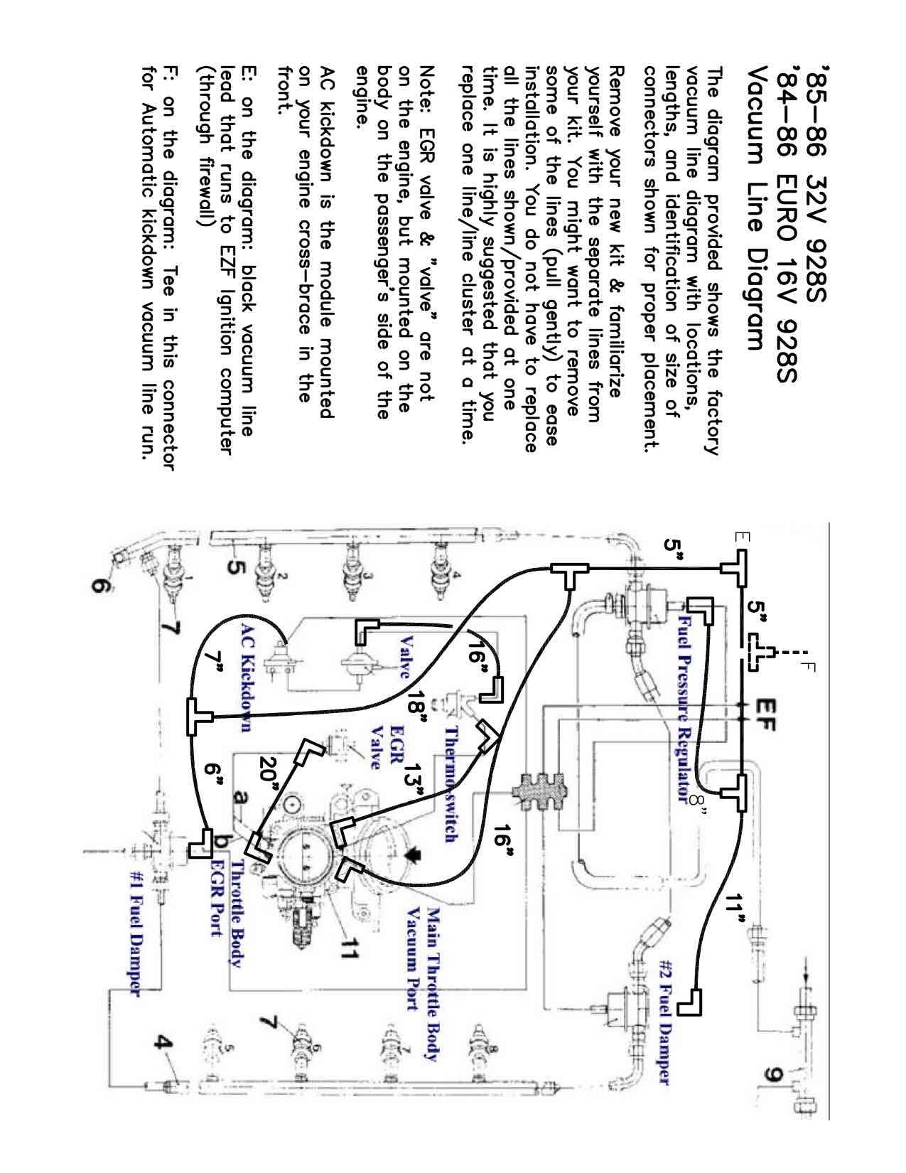 1987 porsche 924s wiring diagram car audio auto