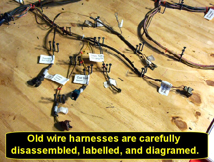 Complete Wiring Harness Complete Wiring Harness For Cars Wiring