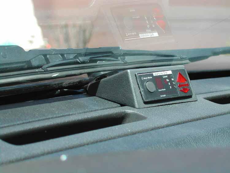 Car Radar Detector Circuit V1 Best Radar Detector