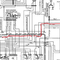 Porsche 928 Wiring Diagram Pig Cuts Free Great Installation Of Tachometer Rh 19 16 3 Medi Med