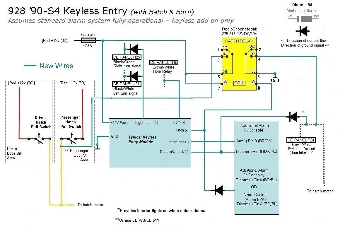 Dpdt Relay Wiring Diagram Door || Wiring Diagrams Home on