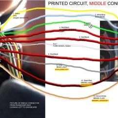 Porsche 996 Wiring Diagram 2001 Tail Light Chevy S10 Instrument Cluster 45