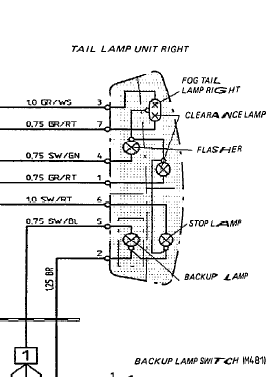 Tacoma Tail Light Wiring Diagram Tacoma Fuse Diagram