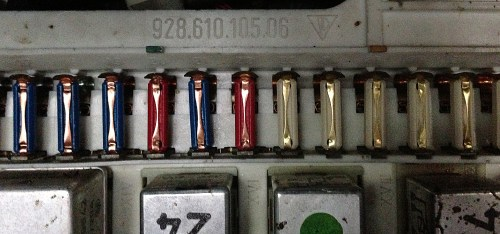 small resolution of 1983 porsche 944 fuse diagram wiring libraryporsche 944 fuse box diagram 11