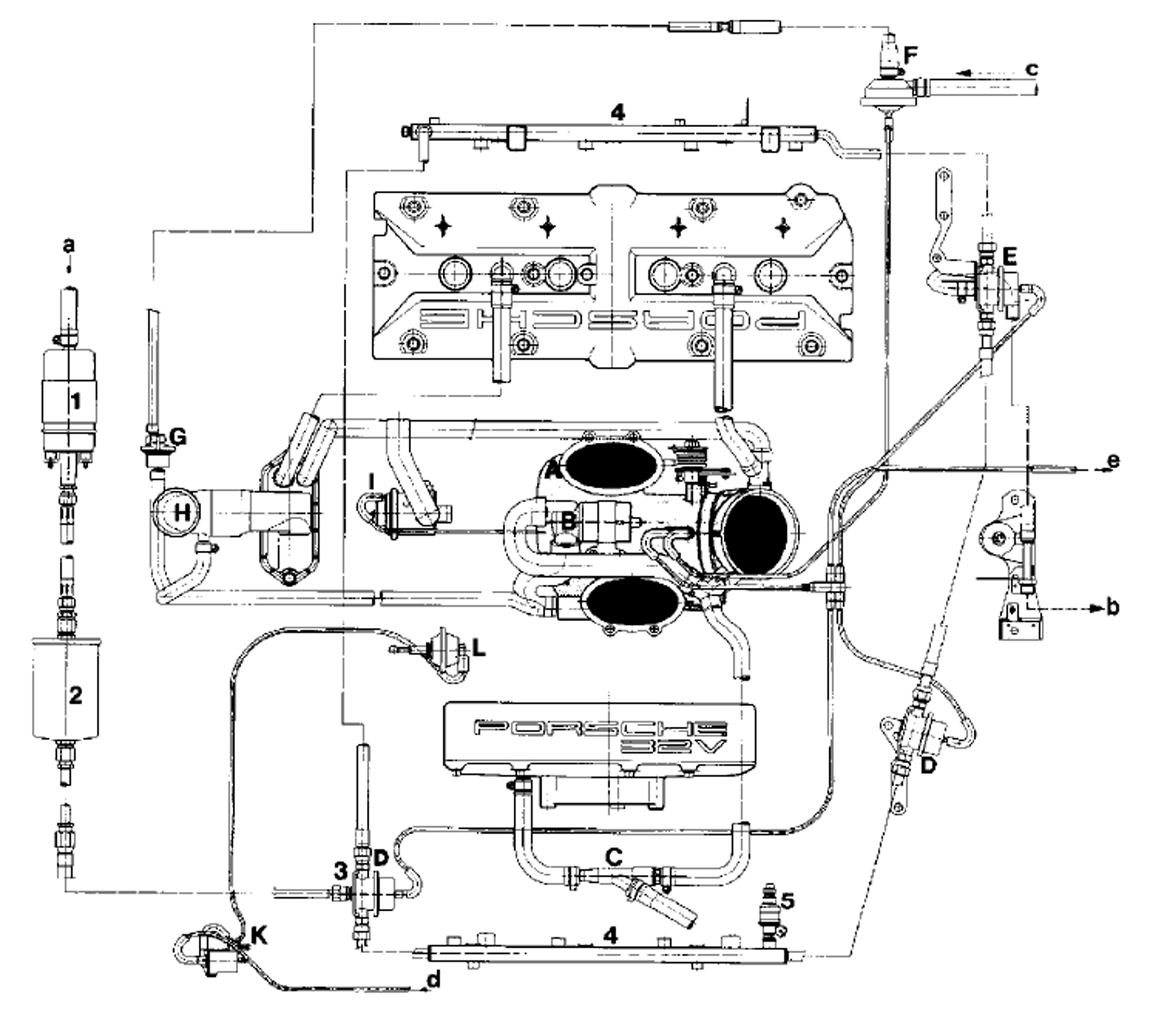 Porsche 997 Engine Diagram