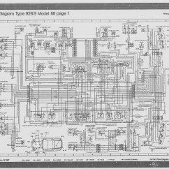 Porsche 928 Wiring Diagram 1978 1996 Ezgo Txt Gas Indicator Lights And Hazard Switch Wire Melted