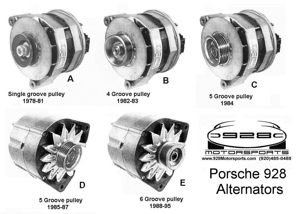 hight resolution of 1982 porsche 928 alternator wiring