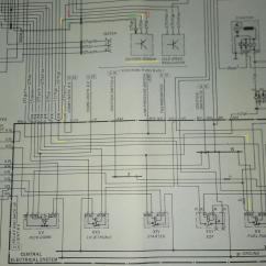 Porsche 928 Wiring Diagram 1978 Tropical Rainforest Layers Brittle O2 Male Connector W Green Wire Under Ce Panel