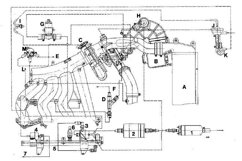 porsche 944 engine schematic