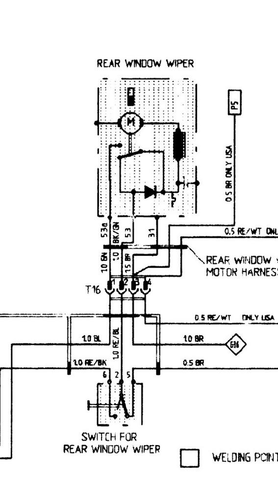 wiring diagram of motor control