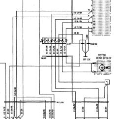 Porsche 911 964 Wiring Diagram Water Pump Pressure Control Switch For Rear Spoiler - Rennlist Discussion Forums