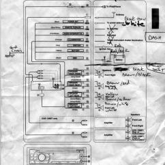 Sony Xplod Wiring Harness Diagram Free Venn With Lines Alpine Cde 121 ~ Odicis