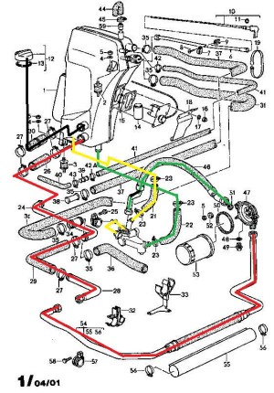 Oil Circulation Diagram?  Rennlist  Porsche Discussion