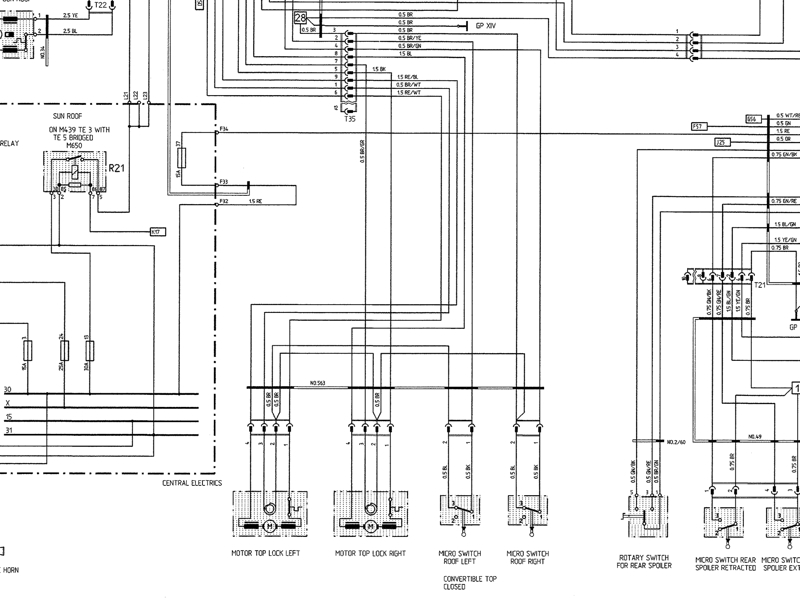 91 Cabriolet Wiring Diagram : 27 Wiring Diagram Images
