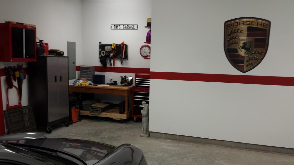 Garage DecorationsMemorabilia  Rennlist  Porsche
