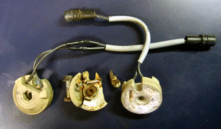 Ballast Resistor Oil Amp Ac Fan Low Speed Resistor
