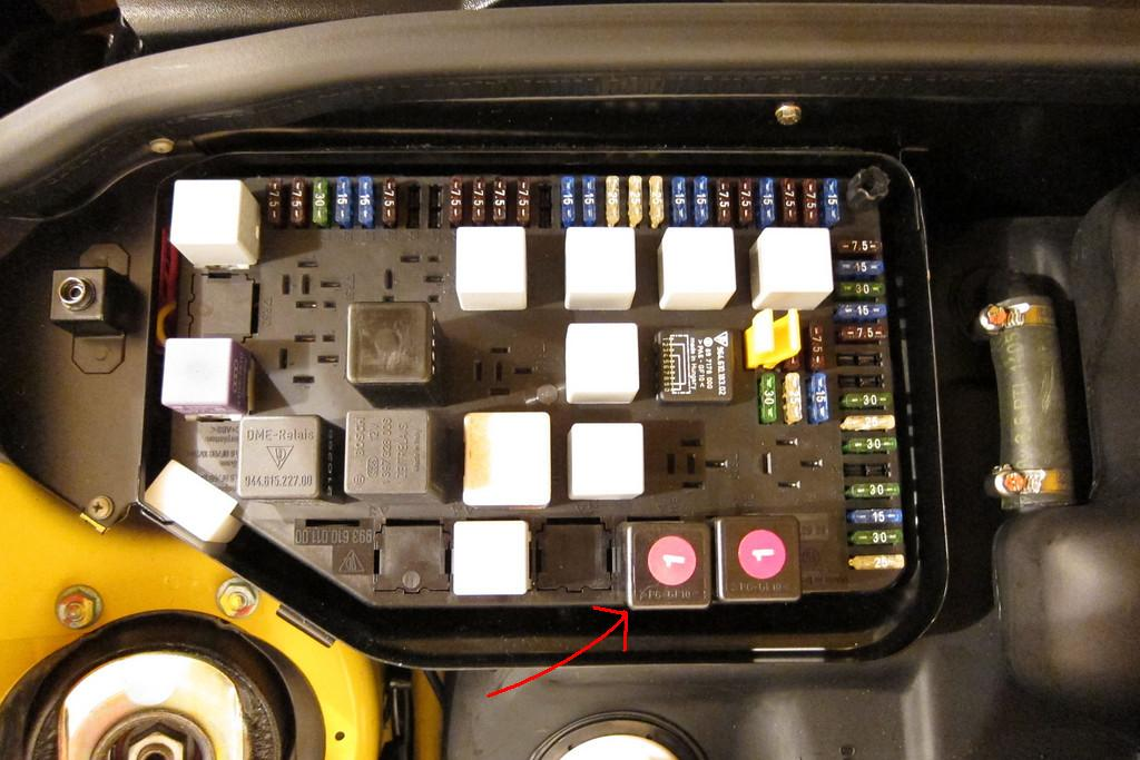 Porsche Cayenne Fuse Box Location On Porsche Boxster Relay Diagram