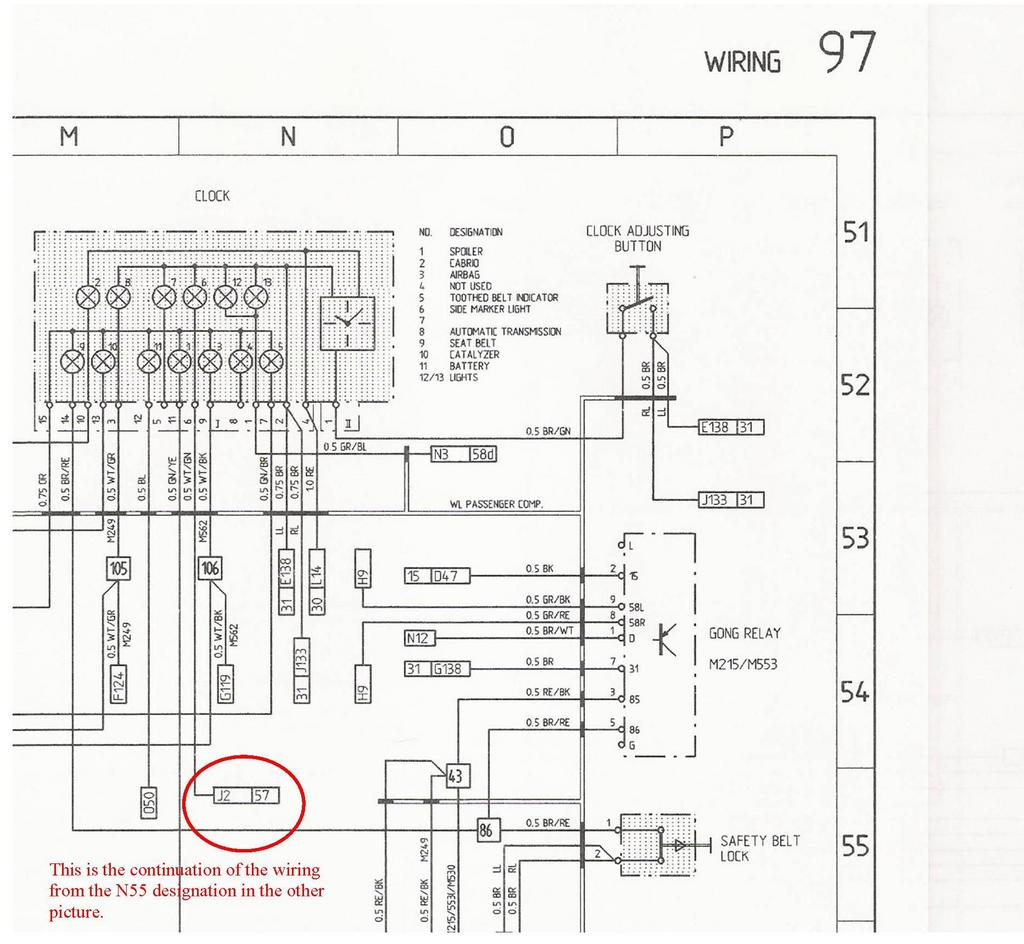Porsche Wiring Schematic