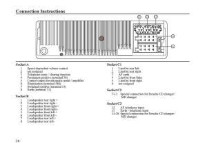 993 becker hi Fi wiring digram  Rennlist  Porsche Discussion Forums