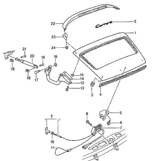 B18b1 Engine Cooling System Diagram For 1996 Acura Integra