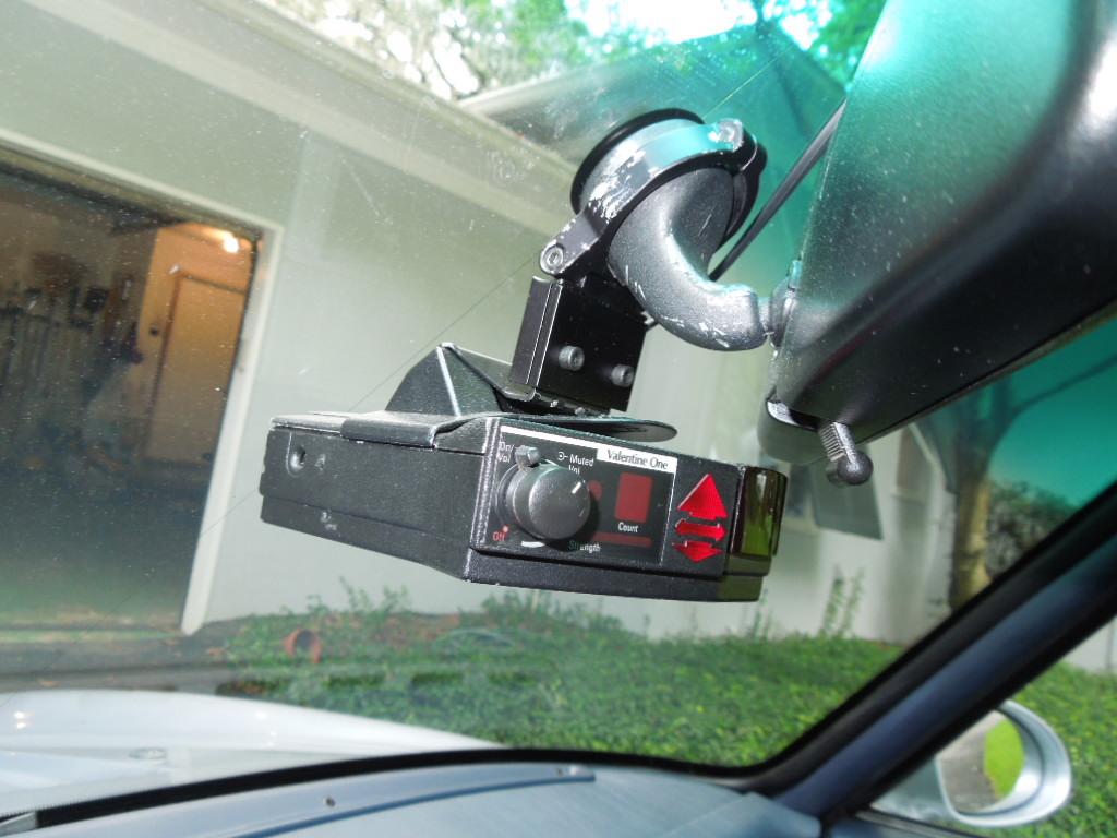 Mirror Mount For Radar Detector Rennlist Porsche