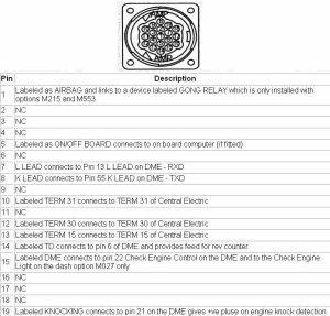 Bosch hammer OBD2 wiring  Rennlist  Porsche Discussion Forums