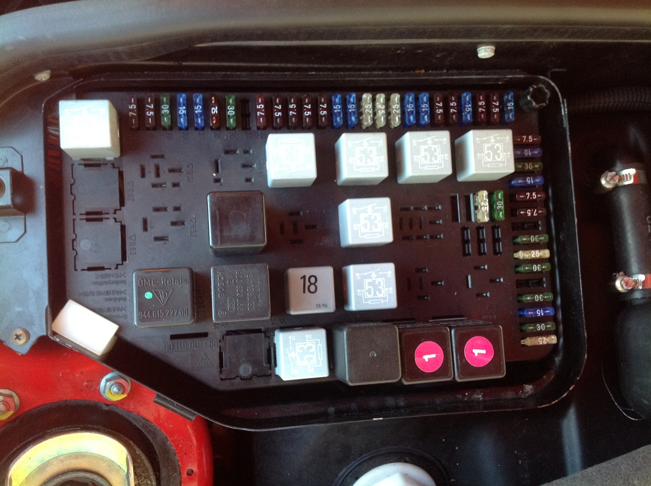 Fuse Panel Box Diagram Pictures And Relay Location Where Is The Fuse