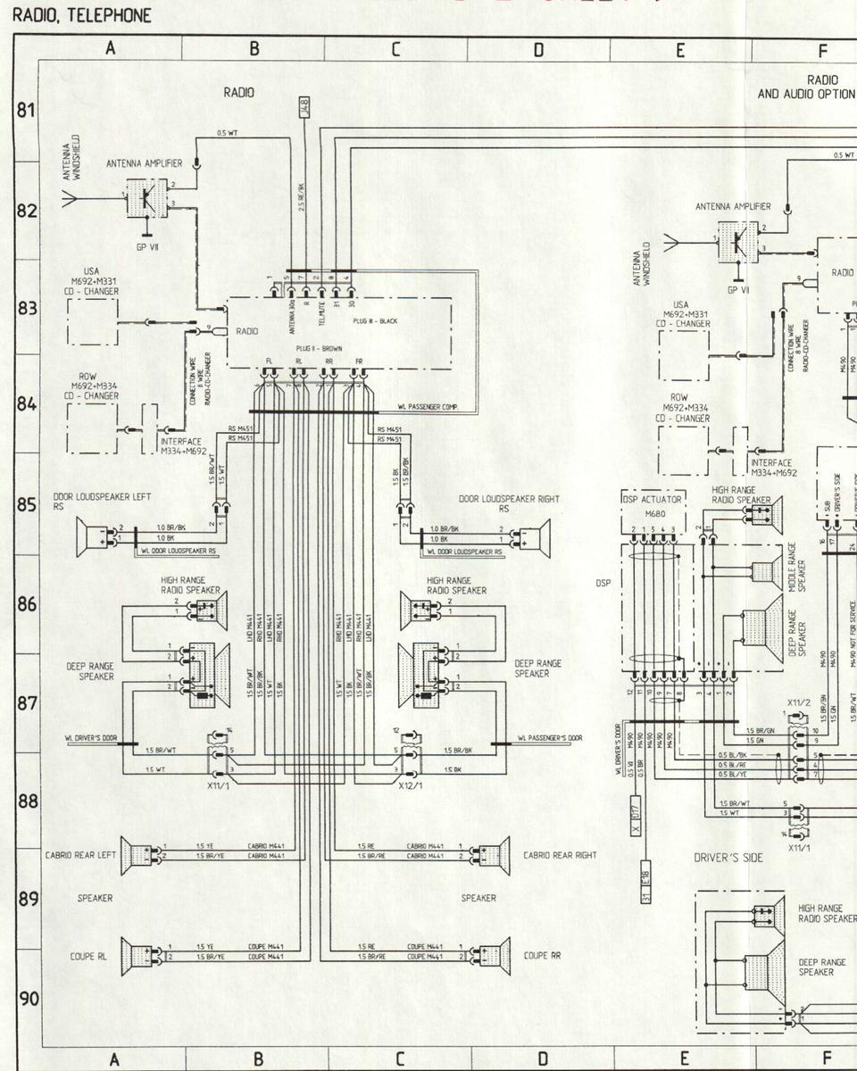 1988 Porsche 944 Wiring Schematic Porsche 944 Diagrams