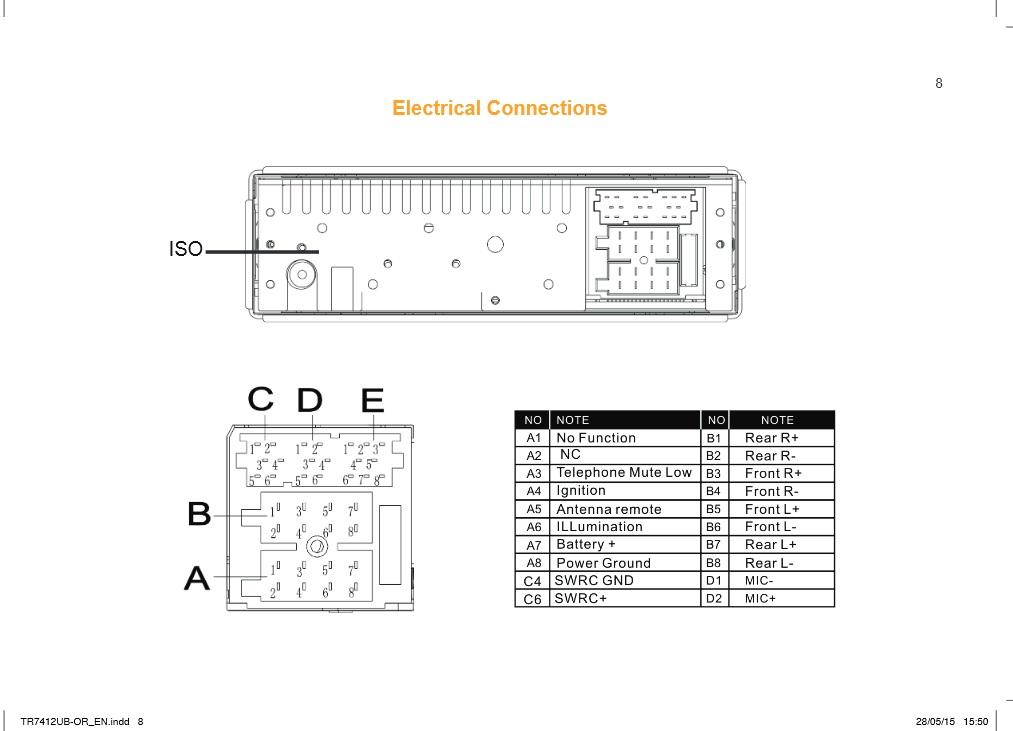 installing amp to factory radio