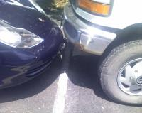 Front license plate holder on tow hook install / review