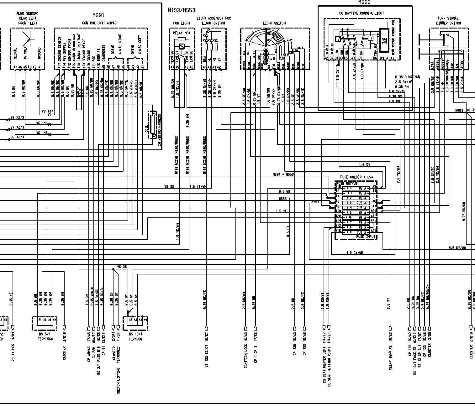 Porsche 964 Dme Wiring Diagram