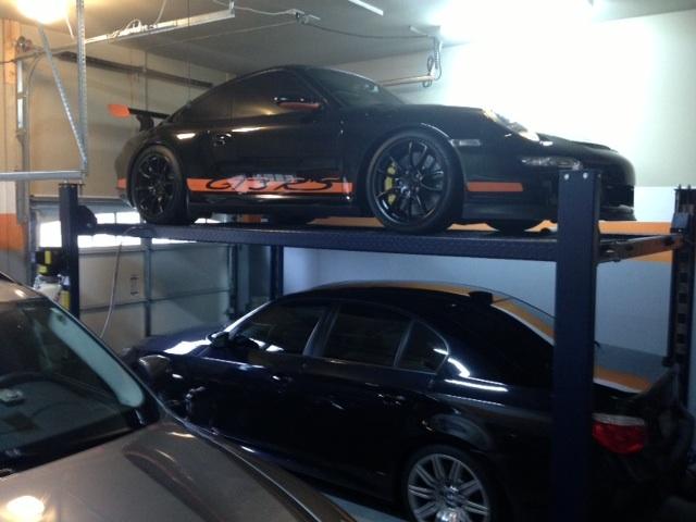 PhantomPark garage lift  Page 2  Rennlist  Porsche