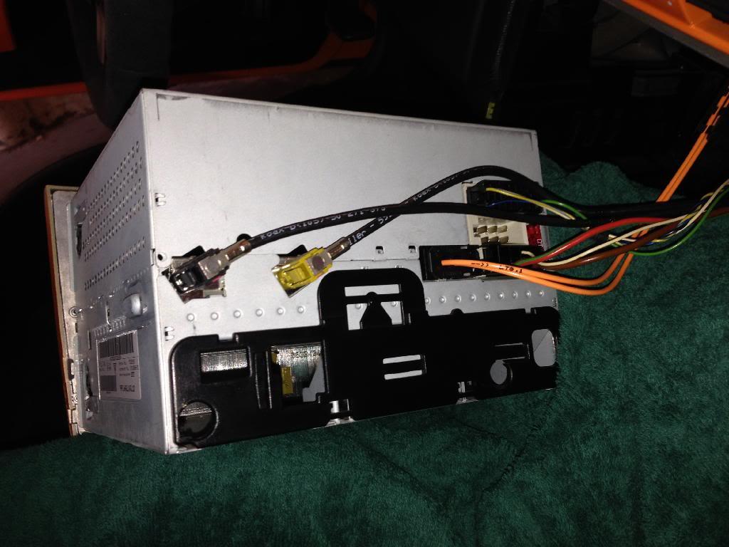 porsche cayenne radio wiring diagram autometer electric oil pressure gauge 997