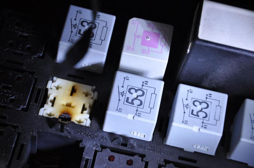 Porsche Boxster Fuse Box Diagram Wiring Harness Wiring Diagram