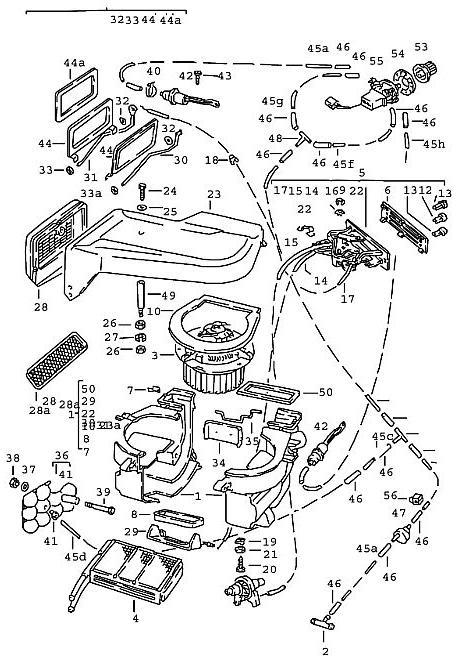 FS: NEW GENUINE PORSCHE 924 (1976-79) SWITCH 477959519
