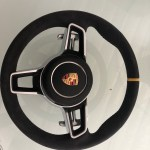 991 1 Rs Steering Wheel For Sale With Airbag Black Leather Rennlist Porsche Discussion Forums