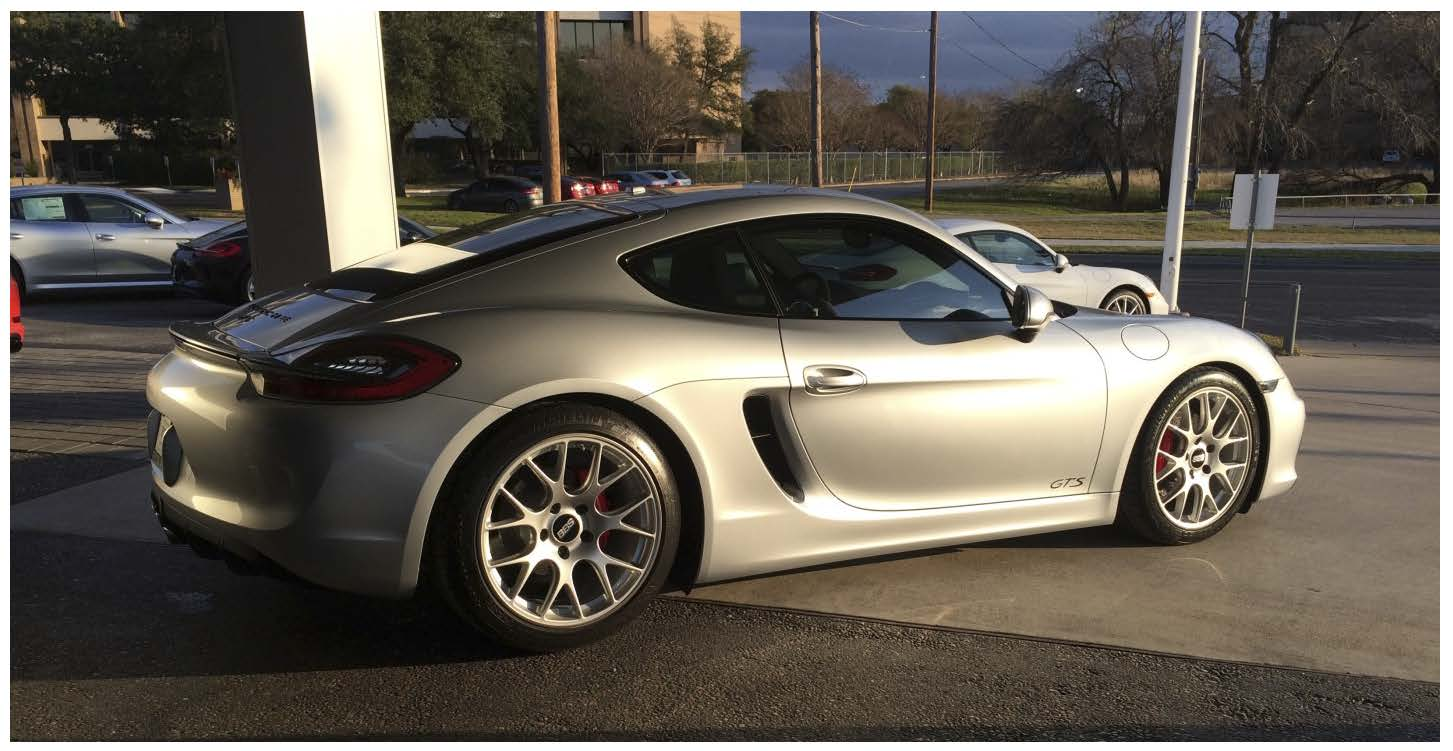 hight resolution of porsche san antonio 19 boxster cayman bbs wheels and michelin tires