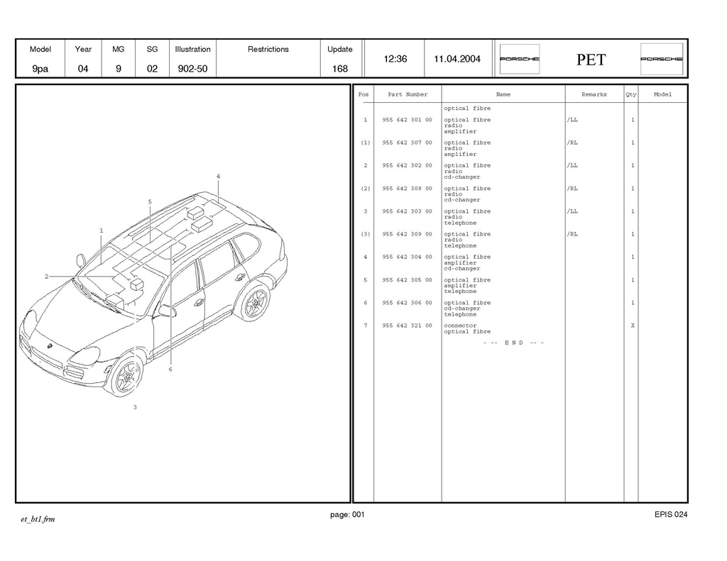 porsche cayenne wiring diagram programmable room stat macan harness installation instructions