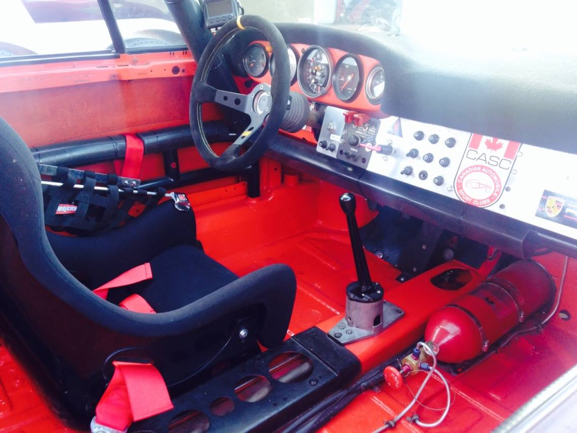 Consider Trade 1971 911 S Vintage Race Car For Low Hour