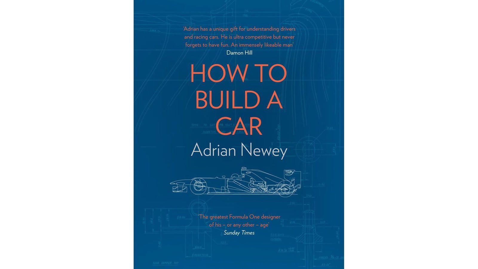 Adrian Newey How To Build A Car  Rennlist  Porsche