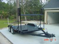 Photos of Trailer Tire Racks Please - Rennlist - Porsche ...