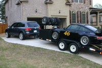 18' open trailer needs tire rack help - Page 2 - Rennlist ...