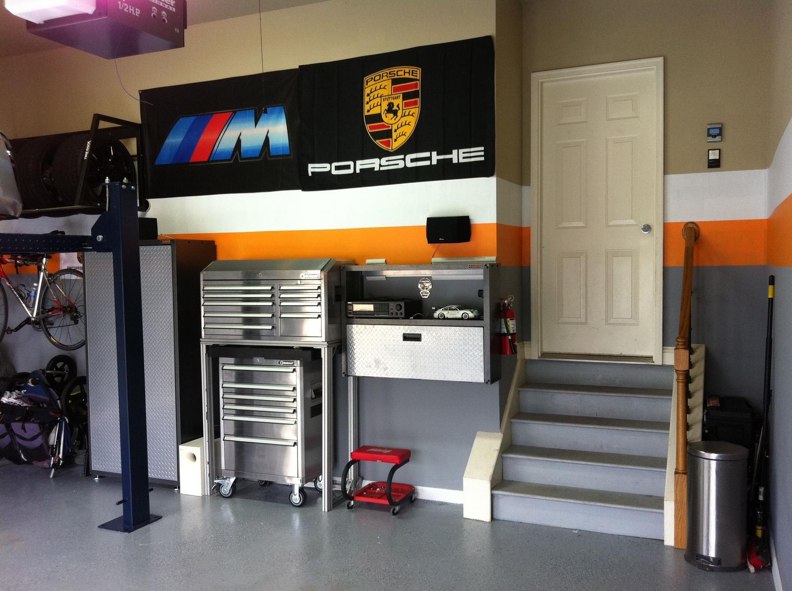 Garage rehab started  Page 4  Rennlist  Porsche