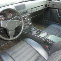 1987 Porsche 924s Wiring Diagram 1986 Peterbilt 359 924 Seats