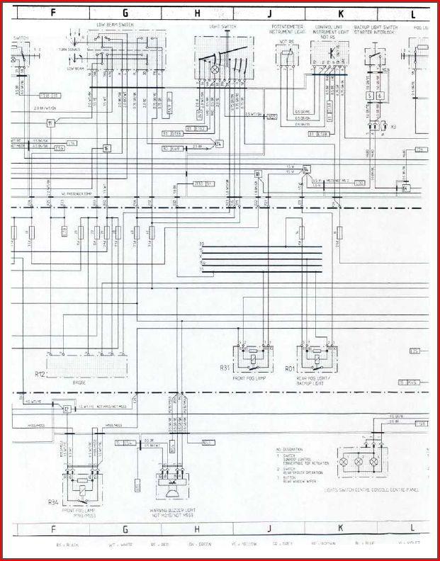 Porsche 993 Wiring Diagrams. Porsche. Free Wiring Diagrams
