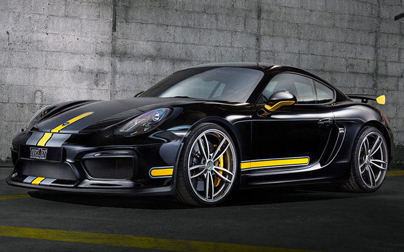 Porsche Cayman Wallpaper Cars Techart Porsche Cayman Gt4 Is More Bumble Less Bee Rennlist
